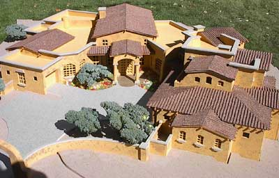 study scale models by upscale architectural models inc tempe arizona