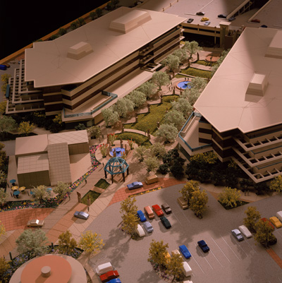 presentation scale models by upscale architectural models inc